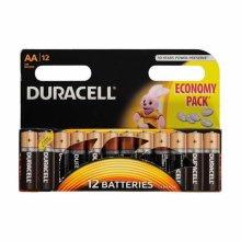 Duracell Plus Power AA Batteries Duralock LR6 MN1500 Alkaline Battery Pack of 8