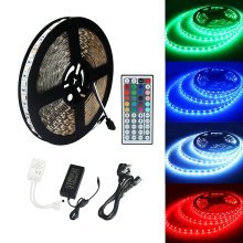 ECOLUX® 10M 5050 RGB 600Led Color Changing Led Strips