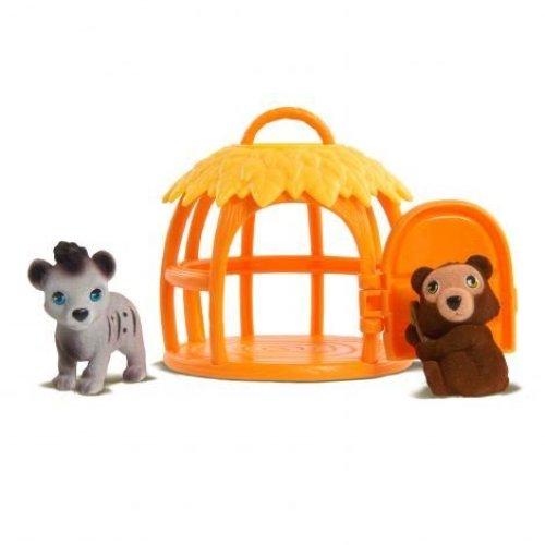 Jungle In My Pocket Carrier Series 3 - Orange Carrier