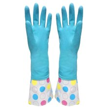 Fashion Cleaning Gloves Washing Gloves Household Gloves
