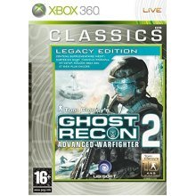 Tom Clancy's Ghost Recon Advanced Warfighter 2: Legacy Edition - Classics (Xbox 360)
