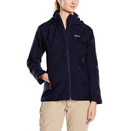 Berghaus Stormcloud Women's Waterproof Jacket, UK (14), 38 (EU: L), Evening Blue