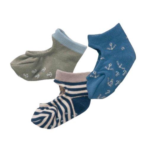 3 Pairs Kids/Baby/Toddler Socks Home/Outdoor Socks [F]