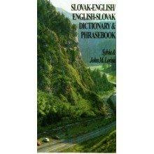 Slovak-english/english-slovak Dictionary and Phrasebook