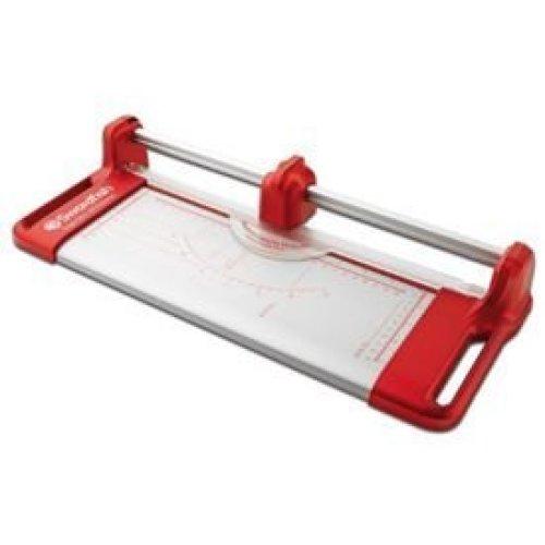 Swordfish Slimline Paper Trimmer A4 Red