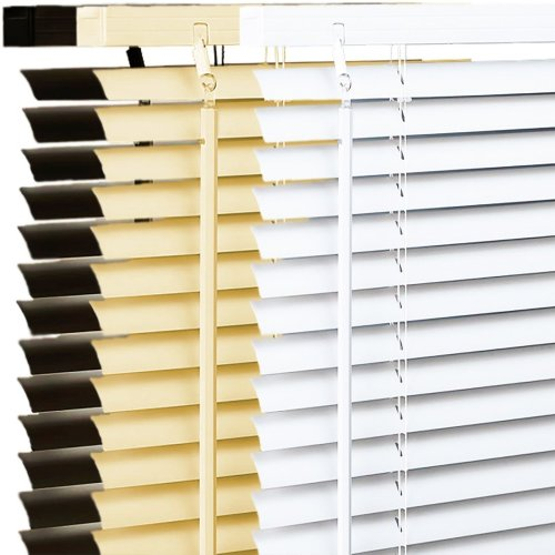 PVC Window Venetian Blinds All Colors Sizes Easy Fit