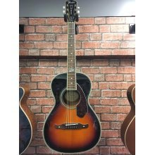 "Fender Ron Emory ""Loyalty"" Parlor Guitar"