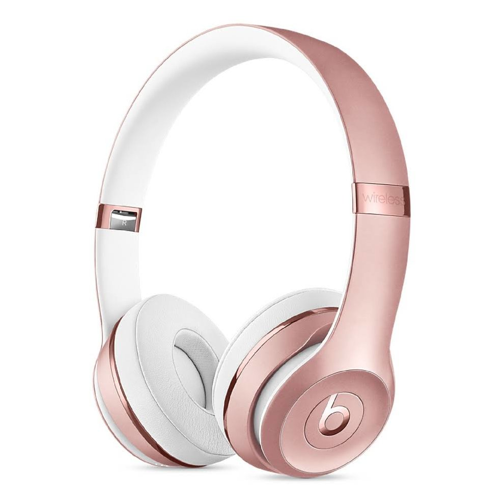 Beats By Dre Solo3 Wireless Rose Gold