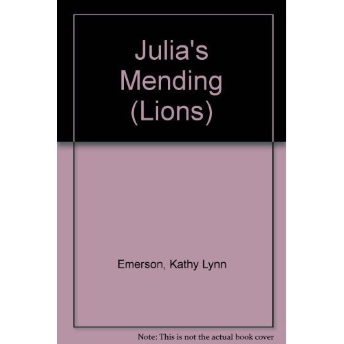 Julia's Mending (Lions)