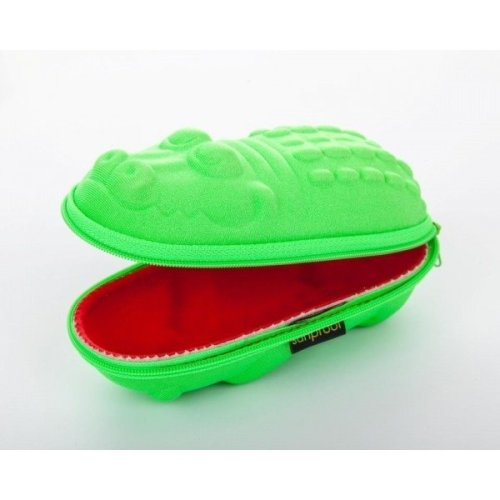 Sunproof Sunglasses Case - Crocodile