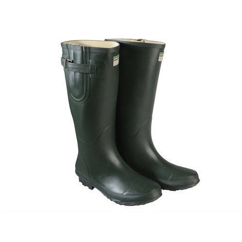 Town & Country TFW2530 Bosworth Wellington Boots Green UK 4 Euro 37