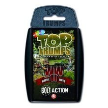 Wwii Battle Units Top Trumps Specials