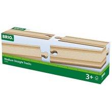 BRIO Track - Medium Straights