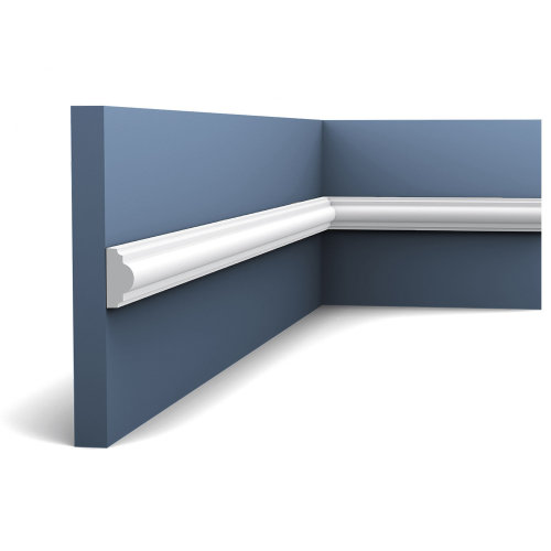 Orac Decor PX103F AXXENT Flexible Panel Moulding Cornice Stucco Decoration   2 m