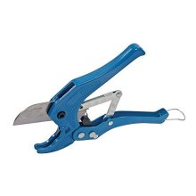 Silverline Ratcheting Plastic Pipe Cutter 42mm