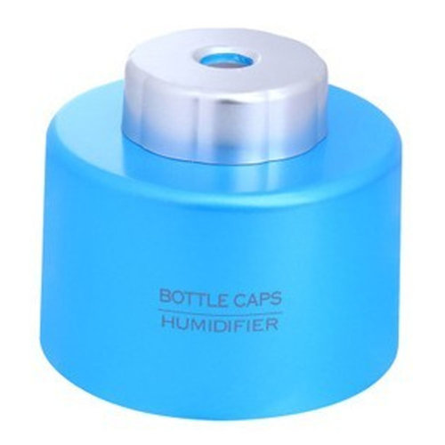 Creative USB Scented Air Purification Humidifier Mini Humidifier(Blue)
