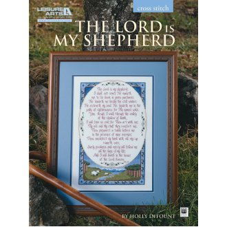 Leisure Arts-The Lord Is My Shepherd