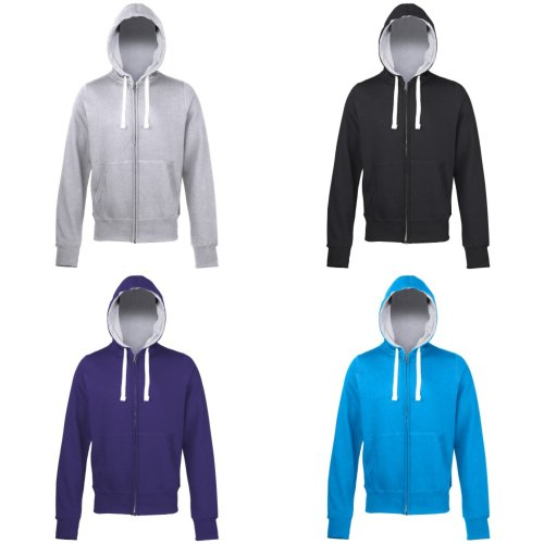 Awdis Chunky Premium Heavyweight Hooded Sweatshirt / Hoodie / Zoodie