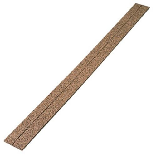 Midwest Products MID3016 O Cork Roadbed Strips, Brown - Pack of 25