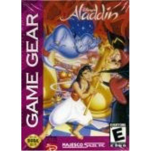 Aladdin: Sega Game Gear