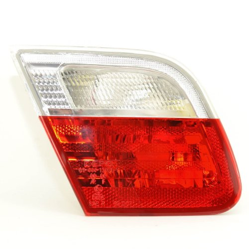 Bmw 3 Series E46 1998-2003 Coupe Rear Tail Light Passenger Side N/s