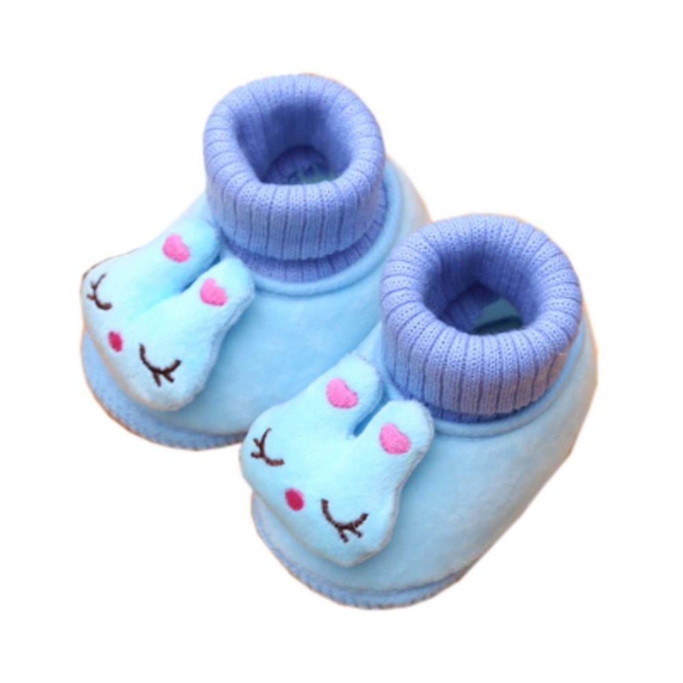 Cute Newborn Baby Boy Girls Shoes Toddler Booties Infant Walking Shower Gift