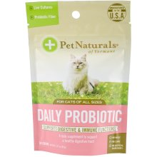 Daily Probiotic Chews For Cats 30/Pkg-