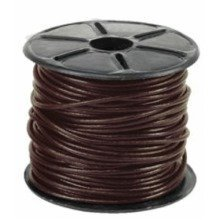 Pbx2471080 - Playbox - Leather Cord 25yrd Brown