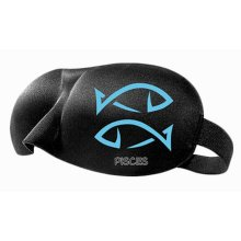 Comfortable Eye Mask Eye Patch Eyeshade Sleeping Mask [Pisces]