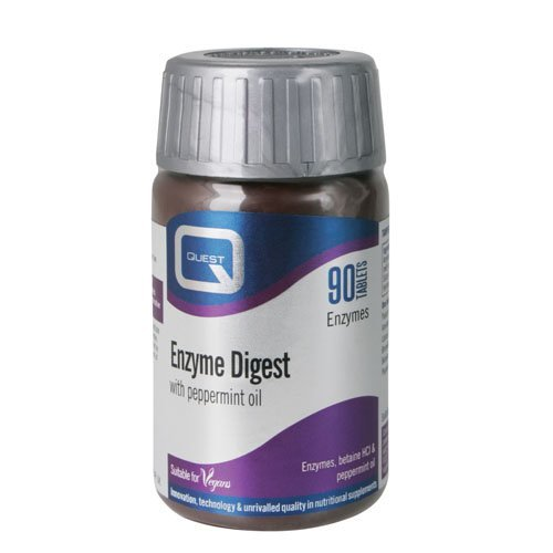 Quest  Enzyme Digest Tablets 90s