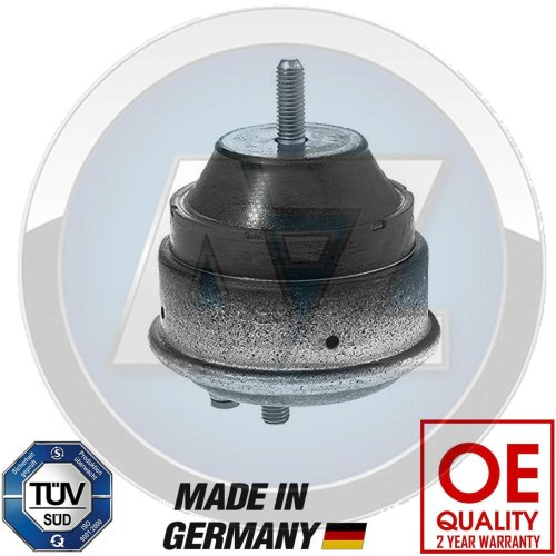 BMW 3 SERIES E46 330 D SALOON LEFT ENGINE MOUNTING MOUNT OE QUALITY HEAVY DUTY