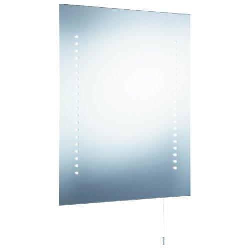 Bathroom Led Mirror Light, Battery Operated