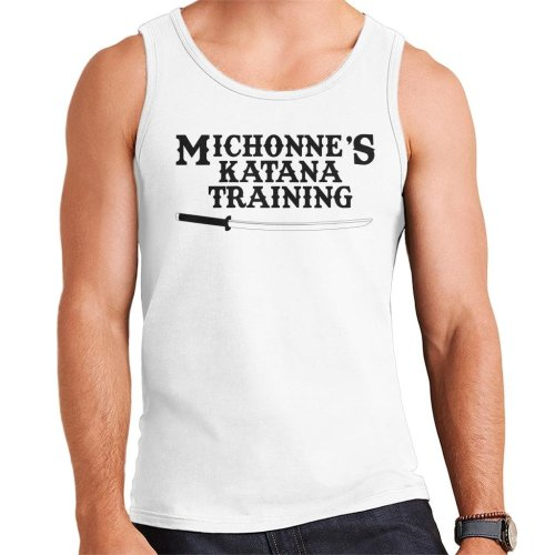 Michonnes Katana Training Walking Dead Men's Vest