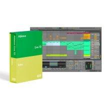 Ableton Live 10 Intro Audio MIDI Recording Software, Boxed