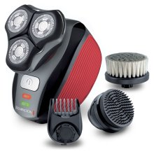 Remington Flex 360 Rotary Electric Shaver Grooming Kit - Beard Trimmer & Brushes