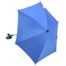 Baby Parasol compatible with Chicco CT 0.5 Twin Blue