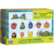 Very Hungry Caterpillar Magnetic Puzzle 11pcs-