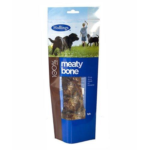 Hollings  Meaty Bone For Dogs Single x 10