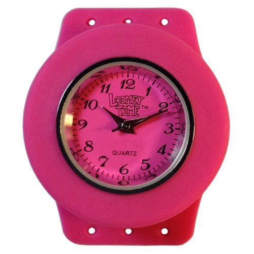 Loomey Time Single Watch (Bubblegum Pink)
