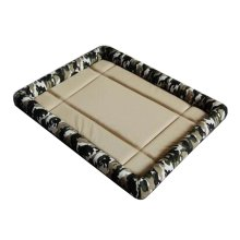 [Camo] Soft Pet Beds Pet Mat Pet Crate Pads Cozy Beds For Dog/Cat