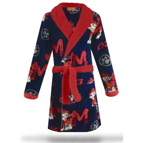Paw Patrol Dressing Gown - Red