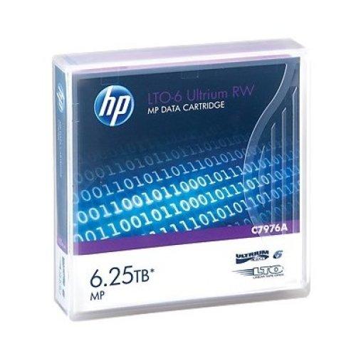 Hewlett Packard Enterprise LTO-6 Ultrium RW 6250GB LTO