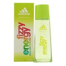 Adidas Fizzy Energy Womens 1.7ounce Eau de Toilette Spray