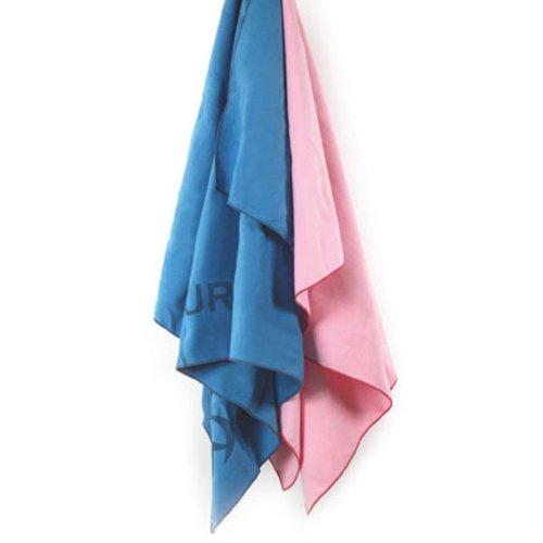 Lifeventure SoftFibre Trek Towel (XL Blue)
