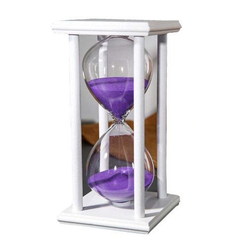 Interesting Creative Hourglass 5 Minutes Sand Glass Toys Kitchen Timer,D7