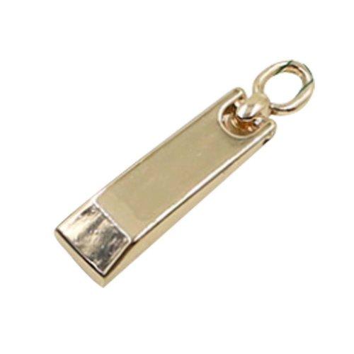 10 Pcs Metal Zipper Head Zipper Replacement Zipper Repair Kit Solution Slider#29
