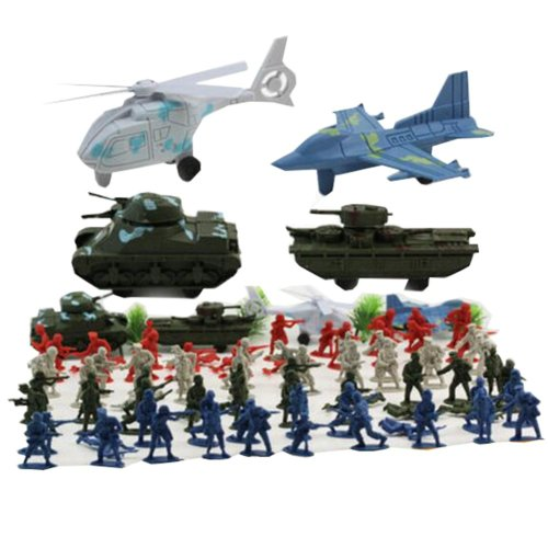 Toy Gifts Toy Soldiers/Cars/Trucks /Tractors/Toy Guns Models -Warship