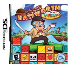Henry Hatsworth & The Puzzling Adventure / Game