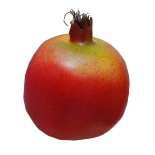 Set Of 2  Artificial Fruits Home Party Decor Plastic Fruits, Pomegranate