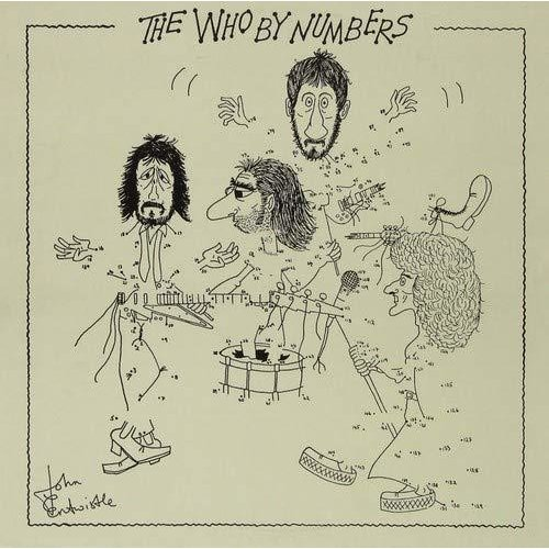 The Who By Numbers No: 91873 (Holland 1975) , The Who